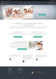 Dr Kimra Hall Website